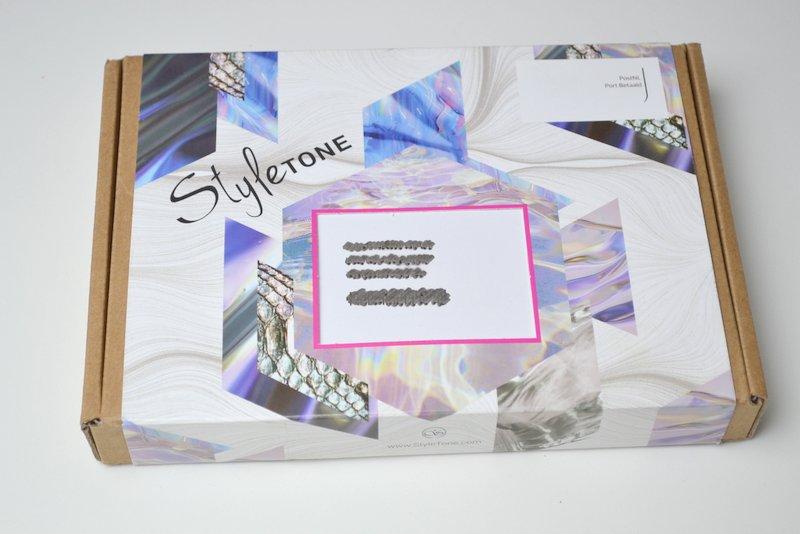 Styletone box september
