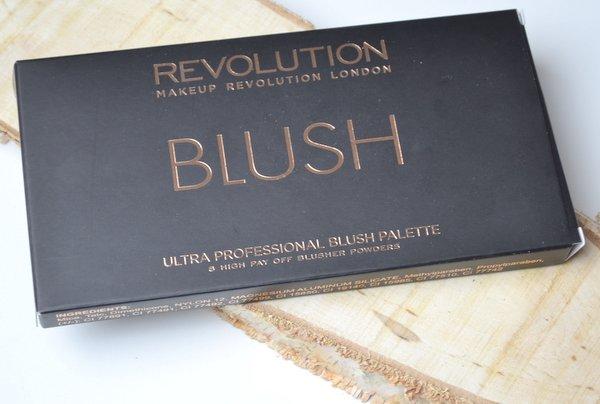 blush makeup revolution