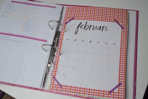 jaar kalender