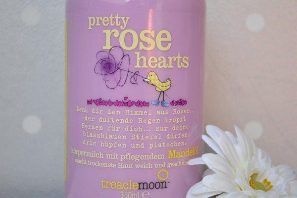 Treaclemoon - Pretty Rose Hearts