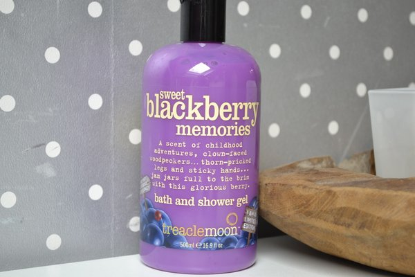 sweet blackberry memories