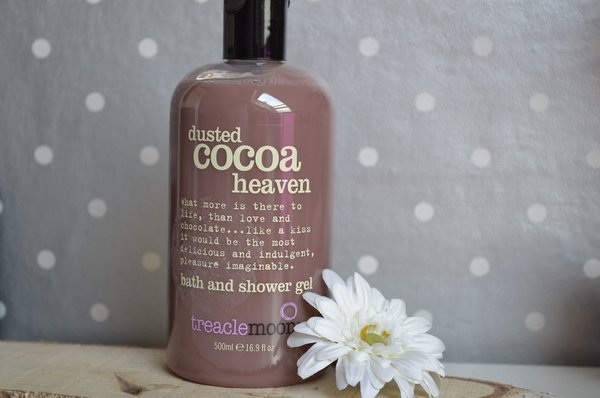 dusted cocoa heaven
