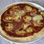 snack pizza