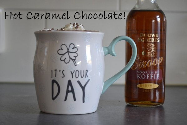 Hot Caramel Chocolate