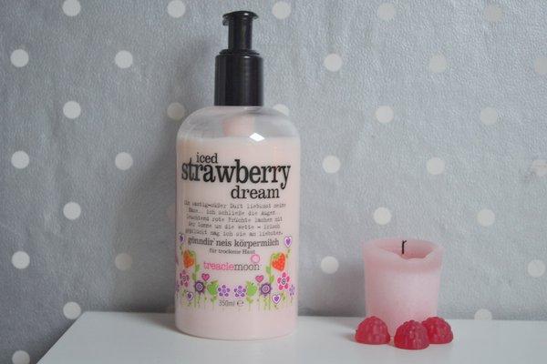 Treaclemoon iced strawberry dream