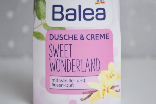 Balea sweet wonderland