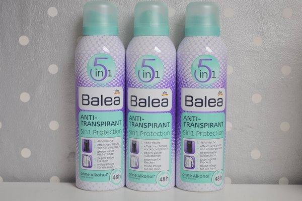 balea anti transpirant 5 in 1