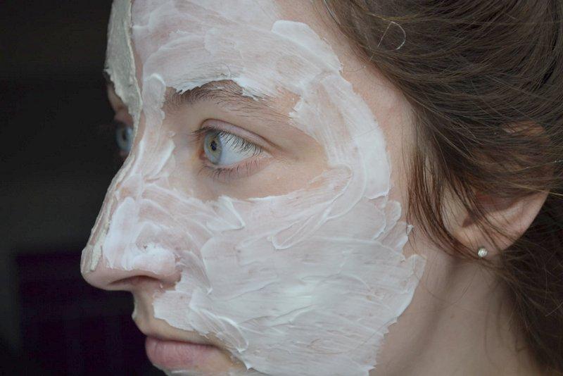 balea melk en honing masker