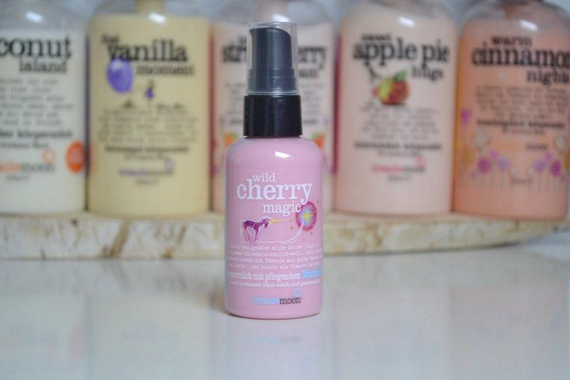Wild cherry magic