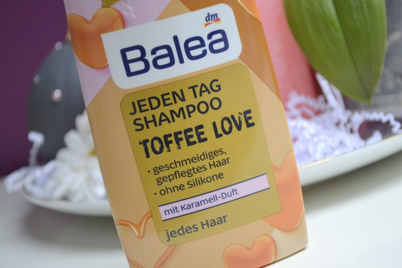 Balea toffee love