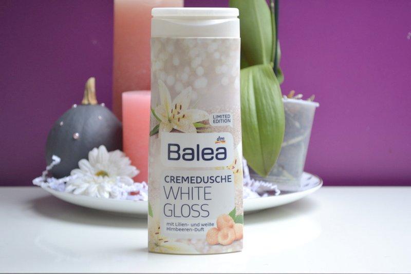 Balea white gloss