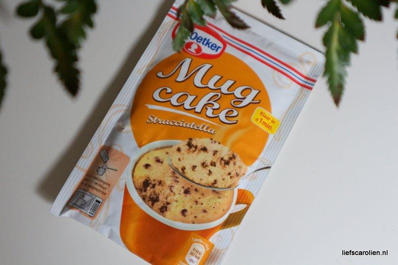 Mugcake Stracciatella
