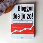 bloggen doe je zo!
