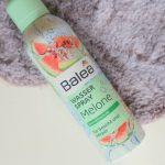 Balea wasser spray melone