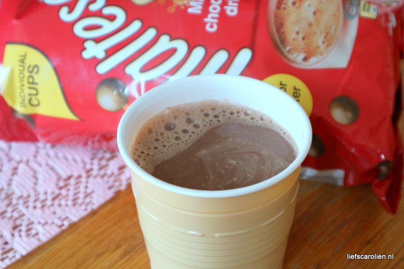 maltesers malty chocolate drink