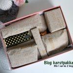 blog kerstpakket, kerstpakket, winactie