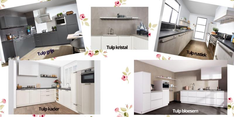 mooiste tulp keukens, tulp, tulp keukens