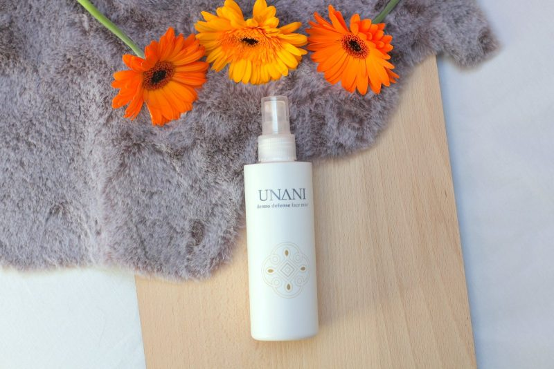 Unani Dermo defense face mist