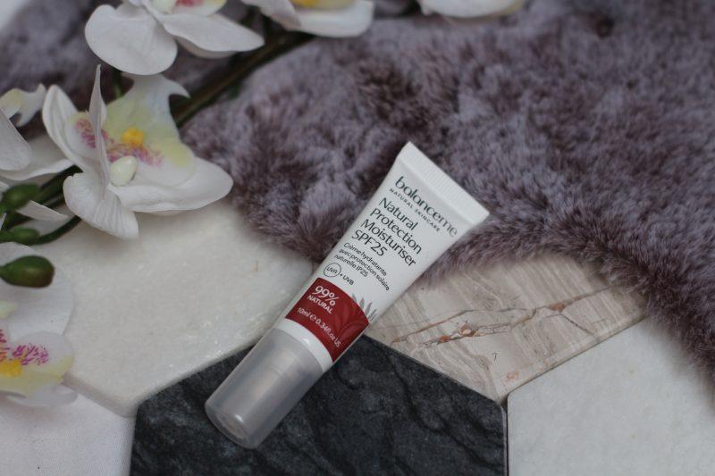 Balance me natural protection moisturiser SPF 25